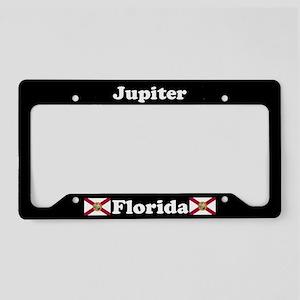 Jupiter, FL License Plate Holder