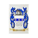 Pawlett Rectangle Magnet (10 pack)