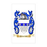 Pawelski Sticker (Rectangle)