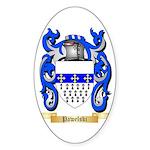Pawelski Sticker (Oval 10 pk)