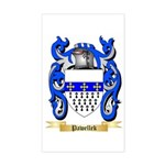 Pawellek Sticker (Rectangle)