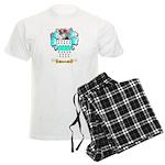 Pawelczak Men's Light Pajamas