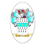 Pawelczak Sticker (Oval)