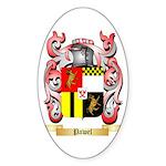Pawel Sticker (Oval 10 pk)