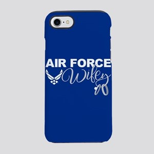 Air Force Wifey iPhone 8/7 Tough Case