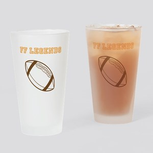 FF Legends Drinking Glass