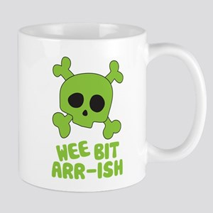 Wee Bit Arr-ish Mug