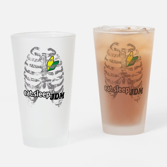 Cool Jdm Drinking Glass