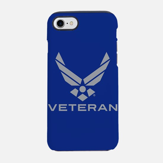 U.S. Air Force Seal Veteran iPhone 8/7 Tough Case