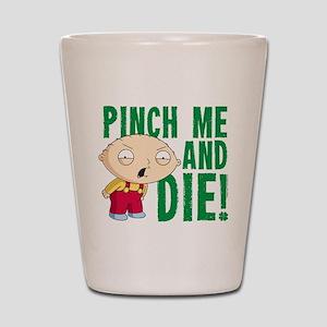 Family Guy Pinch Me Shot Glass