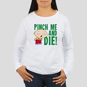 Family Guy Pinch Me Women's Long Sleeve T-Shirt