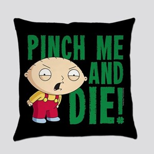 Family Guy Pinch Me Everyday Pillow