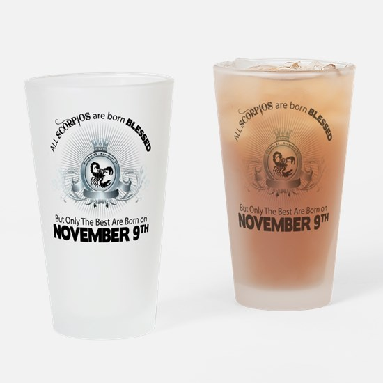 Unique 119 Drinking Glass