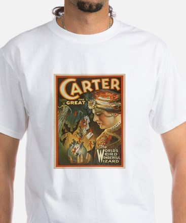 Vintage poster - Carter the Great T-Shirt