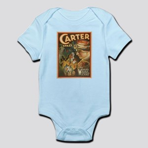 Vintage poster - Carter the Great Body Suit