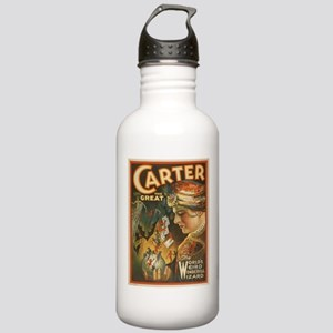Vintage poster - Carte Stainless Water Bottle 1.0L