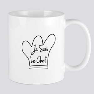 Je Suis Le Chef Mugs
