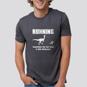 Running Motivation White T-Shirt