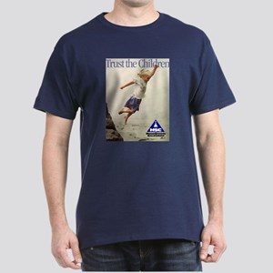Trust the Children Dark T-Shirt