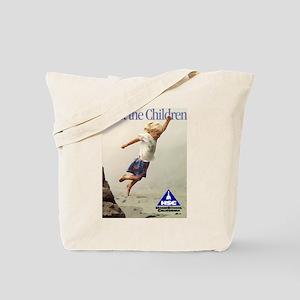 Trust the Children Tote Bag