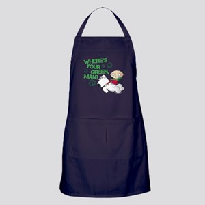 Family Guy Where's Your Green Apron (dark)