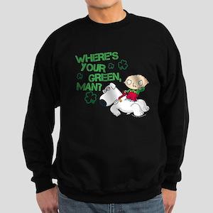 Family Guy Where's Your Green Sweatshirt (dark)