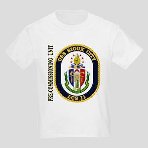 PCU Sioux City Kids Light T-Shirt