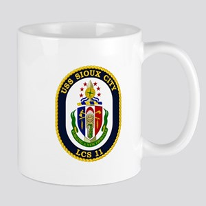 USS Sioux City Mug