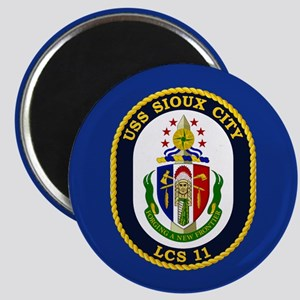USS Sioux City Magnet