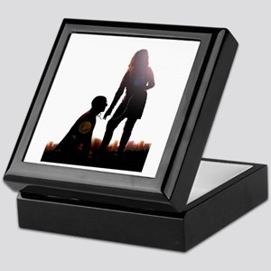 Mistress and slave Keepsake Box