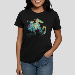 Rainbow Neon Frog T-Shirt