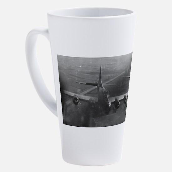 Cute Eighth 17 oz Latte Mug