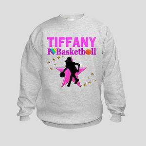 BASKETBALL STAR Kids Sweatshirt