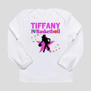 BASKETBALL STAR Long Sleeve Infant T-Shirt
