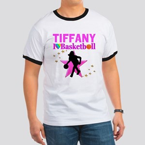 BASKETBALL STAR Ringer T