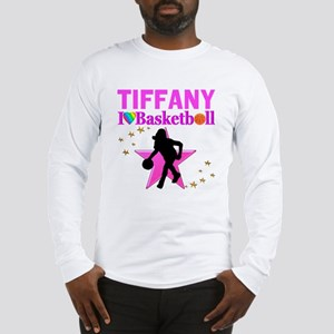 BASKETBALL STAR Long Sleeve T-Shirt