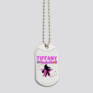 BASKETBALL STAR Dog Tags