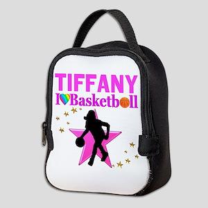 BASKETBALL STAR Neoprene Lunch Bag