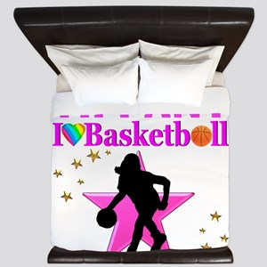 BASKETBALL STAR King Duvet