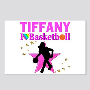 BASKETBALL STAR Postcards (Package of 8)