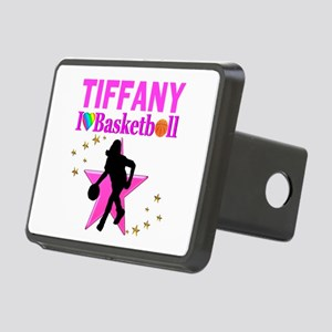 BASKETBALL STAR Rectangular Hitch Cover
