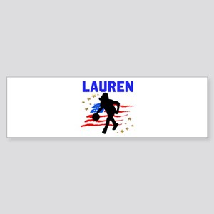 BASKETBALL STAR Sticker (Bumper)