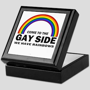 Gay Side Keepsake Box
