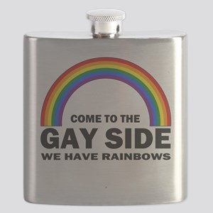 Gay Side Flask