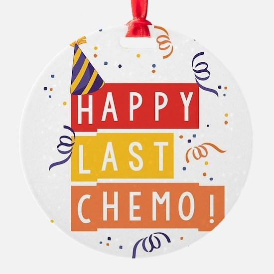 Cute Chemo Ornament