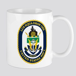 LCS Squadron 1 Crest Mug