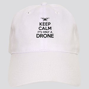 Keep Calm Drone Cap