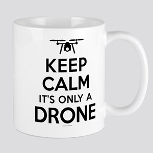 Keep Calm Drone Mugs