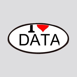 I Love Data Patch