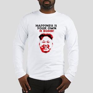 Happieness Long Sleeve T-Shirt